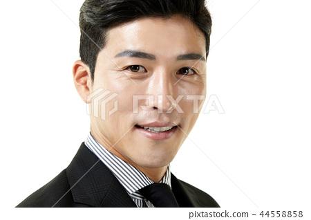 한국인,남자,비지니스,정장 44558858