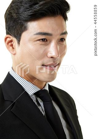 한국인,남자,비지니스,정장 44558859