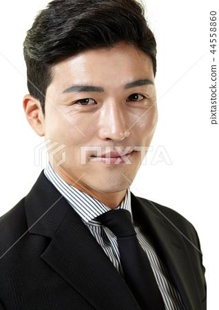 한국인,남자,비지니스,정장 44558860
