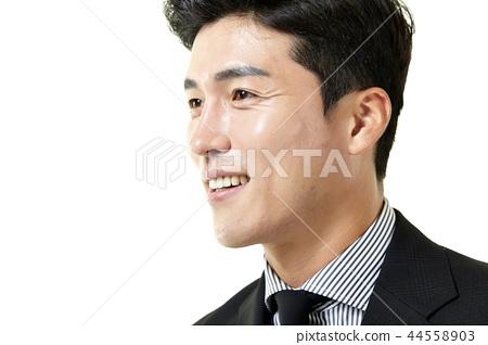 한국인,남자,비지니스,정장 44558903