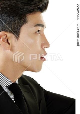 한국인,남자,비지니스,정장 44558922