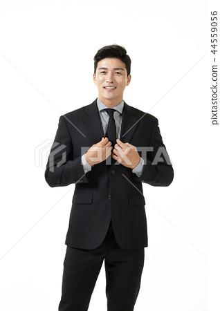 한국인,남자,비지니스,정장 44559056