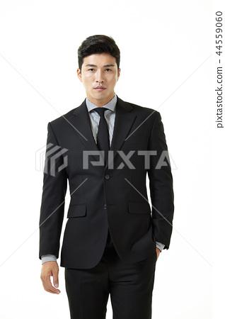 한국인,남자,비지니스,정장 44559060