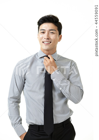 한국인,남자,비지니스,정장 44559091