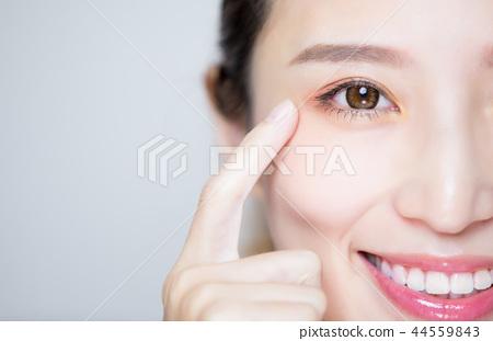 beauty woman eye 44559843