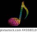 melody music musical 44568019