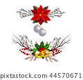 Christmas elements for your designs 44570671