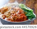 อาหารทำในหม้อ,ครัว,เนื้อ 44570926