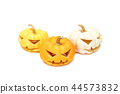 halloween pumpkin isolated on white background 44573832