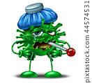 influenza, virus, fever 44574531