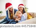 christmas, xmas, woman 44575848