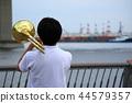 Trombone practice 44579357