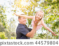 child, girl, father 44579804
