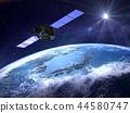 人造衛星 地球儀 土地 44580747