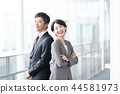 business, business woman, businesswoman 44581973