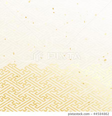 日本樣式日本紙樣式紋理 44584862