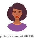非洲 非洲人 女人 44587196