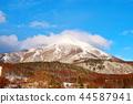 반다이 산, 산, 맑음 44587941