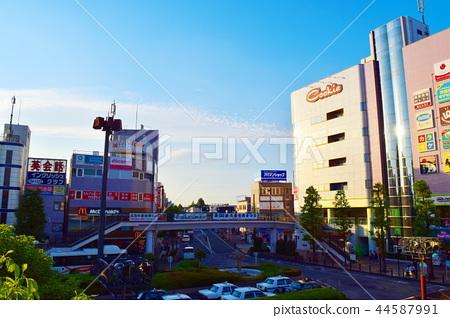 Kuki Station West Exit (Kuki City, Saitama Prefecture) 44587991