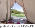 帐篷 里面 室内 44592491