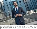 businessman, employee, male 44592537