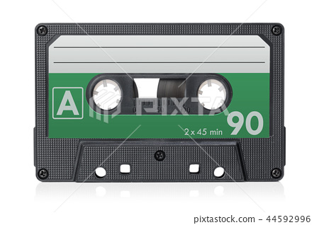 Audio cassette tape 44592996