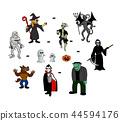 萬聖節怪物 44594176