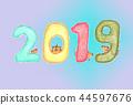 2019豬賀卡 44597676