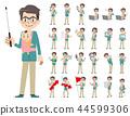 คำอธิบายผู้ปกครองและเด็กชุดคุณลักษณะคำอธิบาย 44599306