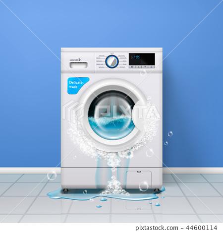 Broken Washing Machine Composition 44600114