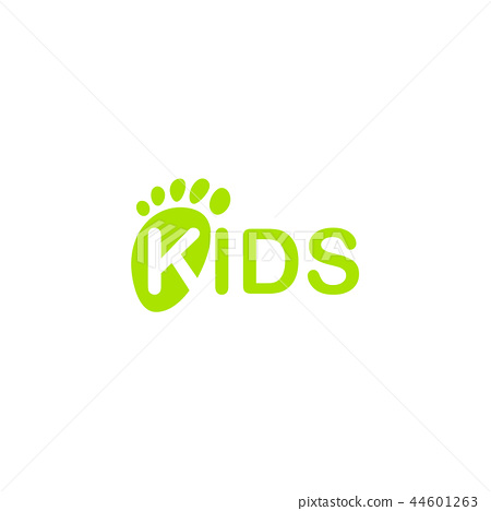 baby feet vector icon isolated newborn foot stock illustration 44601263 pixta pixta