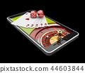 casino, roulette, game 44603844