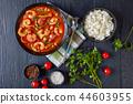 shrimp, rice, soup 44603955