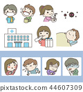 flu keeping in 44607309