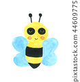bee insect animal 44609775