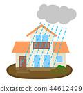 房屋 房子 住宅的 44612499