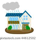 房屋 房子 住宅的 44612502