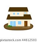 房屋 房子 住宅的 44612503
