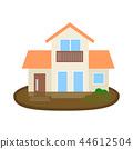 房屋 房子 住宅的 44612504
