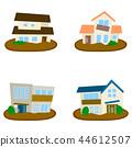 房屋 房子 住宅的 44612507