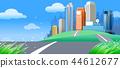 風景,例證 44612677