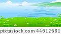風景,例證 44612681