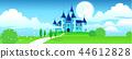 風景,例證 44612828