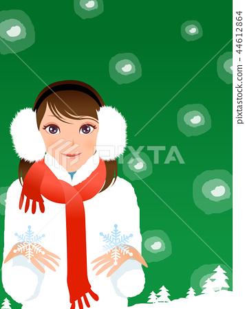 Life, people, illustration 44612864