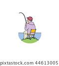 ตกปลา,ผู้ชาย,ชาย 44613005