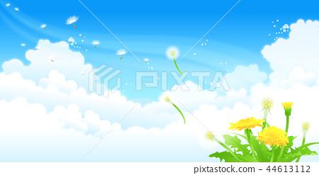 Landscape, illustration 44613112