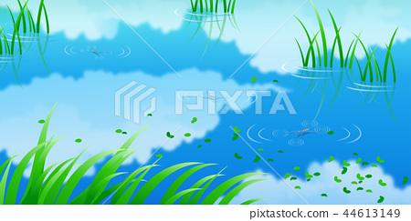 風景,例證 44613149