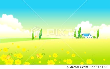 風景,例證 44613168