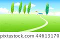 風景,例證 44613170