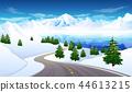 風景,例證 44613215